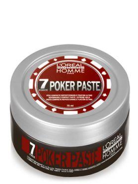 L'Oreal Homme Poker paste Паста экстремально сильной фиксации