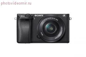 Цифровая камера Sony Alpha A6300 Kit 16-50