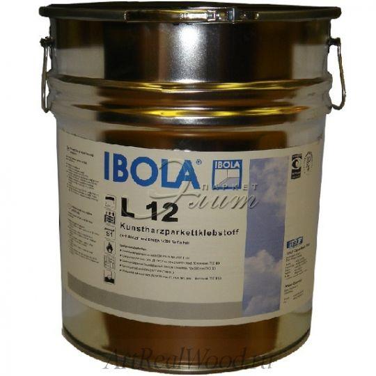 Паркетный клей IBOLA L12 Parkettklebstoff