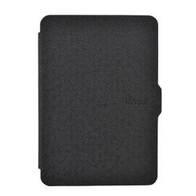 Обложка для Amazon Kindle Paperwhite slim magnetic case (черный)