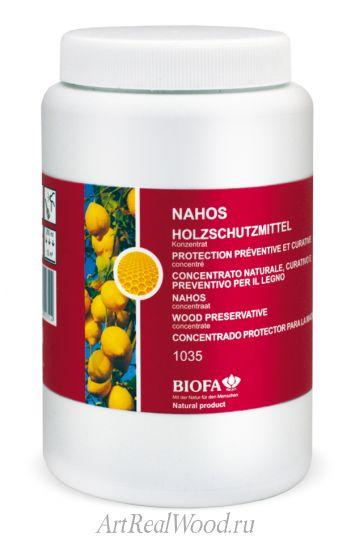 Концентрат биозащиты для древесины NAHOS 1035 BIOFA