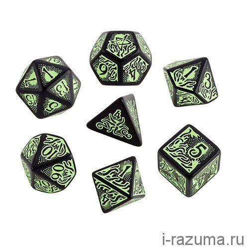Кубики ДНД Зов Ктулху (D&D) 7 шт.