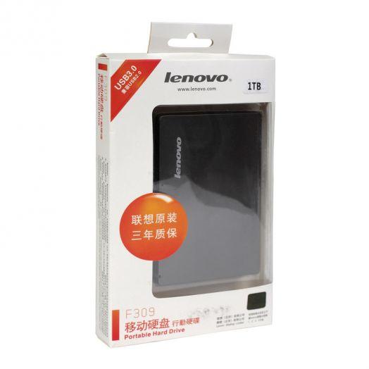 Внешний жесткий диск 1 тб Lenovo
