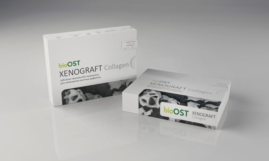 bioOST Xenograft-Collagen
