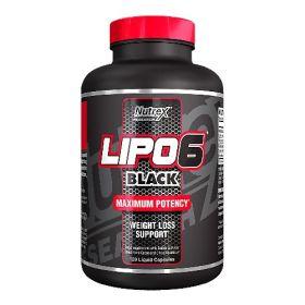 Nutrex Lipo-6 Black New (120 капс.)