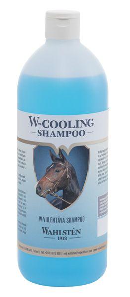 W-COOLING SHAMPOO стимулирующий кровообращение  шампунь 1 литр