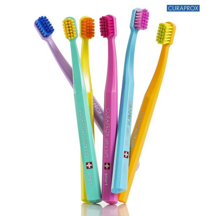 Зубная щетка Curaprox 5460 Ultra Soft