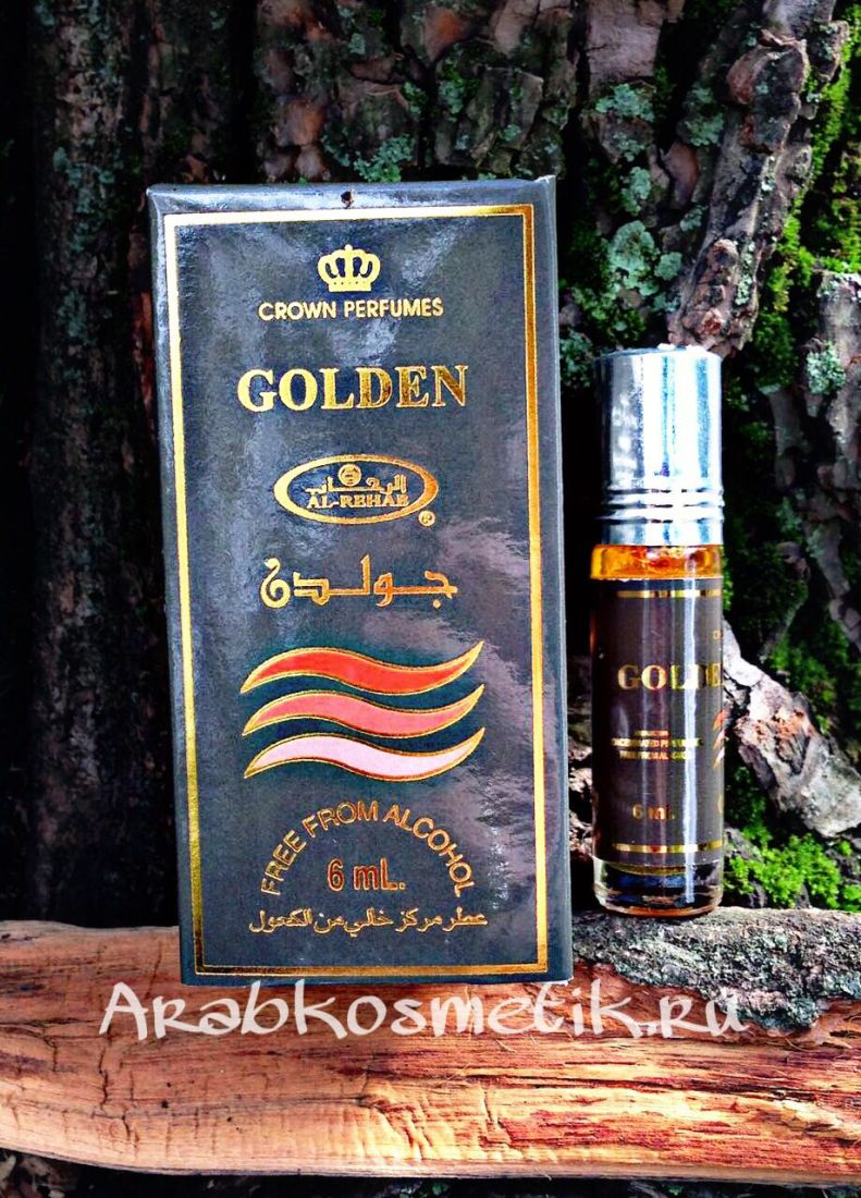 "Al Rehab 6ml. ""Golden"""