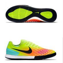 Футзалки Nike MagistaX Finale II IC салатовые