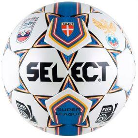 Футзальный мяч Select Super League АМФР РФС белый