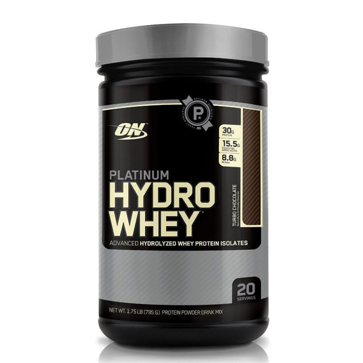 Протеин Optimum Nutrition Platinum HydroWhey 1.75 lb (0,79 кг)