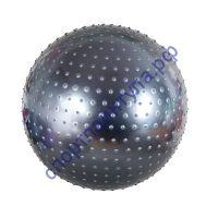 Мяч массажный BF-MB01 75 см графит