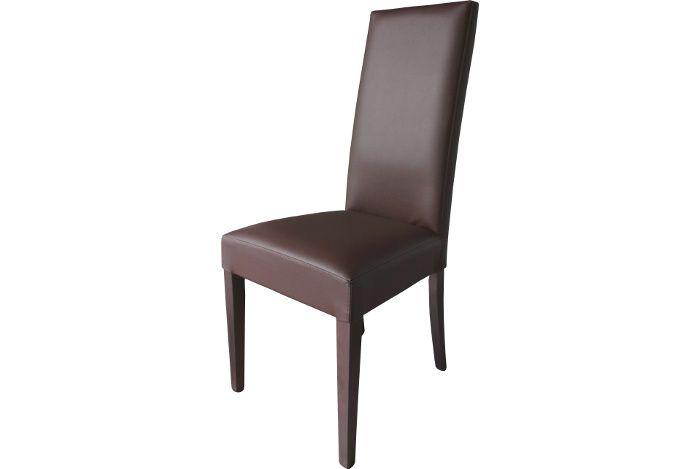 Элегантный стул с деревянными ножками GLORIA