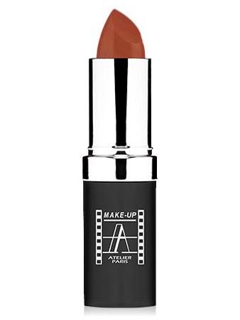 Make-Up Atelier Paris Cristal Lipstick B014 Natural brown