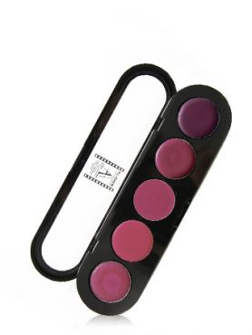 Make-Up Atelier Paris Lipsticks Palette 19 Pink violet