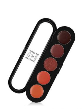 Make-Up Atelier Paris Lipsticks Palette 16 Sable or