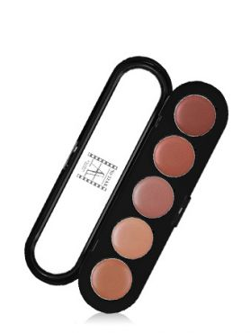 Make-Up Atelier Paris Lipsticks Palette 03 Sandy pink