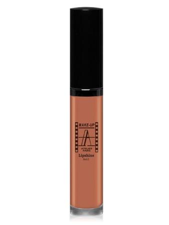 Make-Up Atelier Paris Lipshine LBO Brown orange