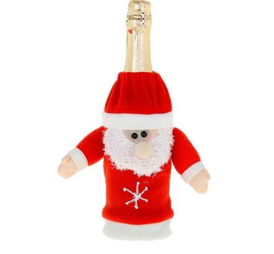 Дед Мороз - одежда для шампанского