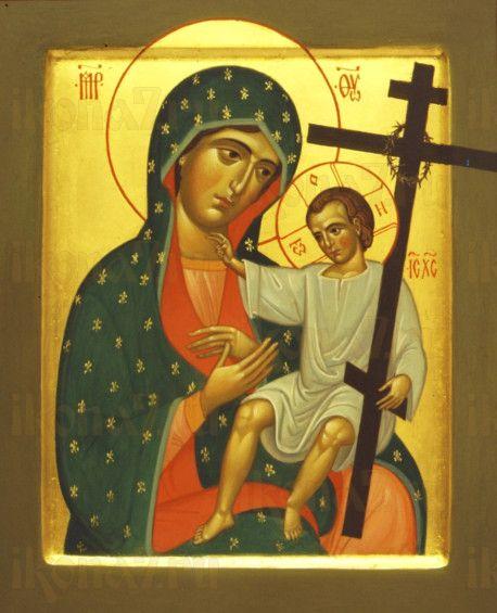 Новоникитинская икона Божией Матери
