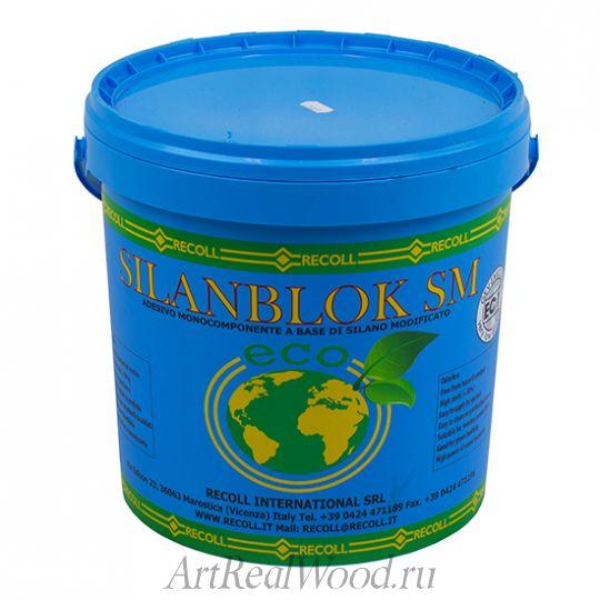 Паркетный клей SILANBLOCK SM Recoll-ICAR