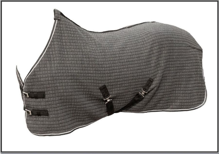 "Шерстяная попона ""Horse Comfort THERMATEX"" плотность 600 гр/м. Супер дышащая"