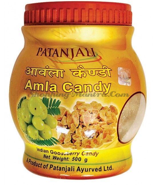 Амла сладкая Патанджали Аюрведа (Divya Patanjali Amla Candy)