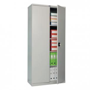 Шкаф металлический офисный ПРАКТИК СВ-12 (в1860*ш850*г400мм;39кг), разборный
