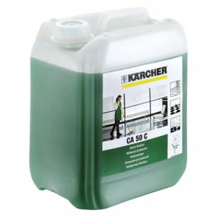 Средство чистящее KARCHER (КЕРХЕР)  CA50C, для ручной очистки твердых и мягких полов, 5 л, 6.295-704.0