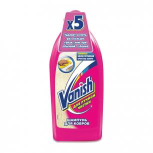 "Средство для чистки ковров VANISH (Ваниш)  450мл, ""3 в 1"", ш/к 00531"