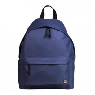 Рюкзак BRAUBERG B-HB1623 ст.класс/студенты/молодежь, сити-формат, Один тон Синий, 41*32*14 cм, 225373