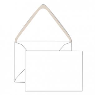 Конверты С6, КОМПЛЕКТ 1000шт., клей декстрин, белые, 114х162мм, ш/к-70536