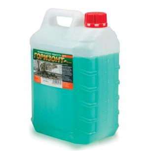 Жидкость незамерзающая ГОРИЗОНТ, 4,2л, до -20, на основе изопропилового спирта