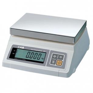 Весы фасовочные CAS SW-20 (0,2-20кг), дискретность 10г, платформа 241х192мм, без стойки