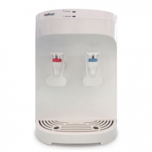 Кулер для воды HOT FROST D120E, настольный, НАГРЕВ/ОХЛАЖДЕНИЕ, белый, 110212001