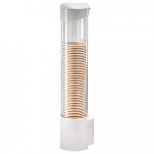 Стаканодержатель AEL, 50 стаканов, на винтах, белый, 70039