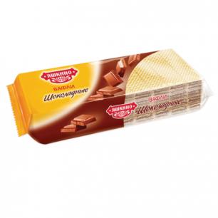 """Вафли ЯШКИНО """"Шоколадные"""", 300г, ш/к 32653"""