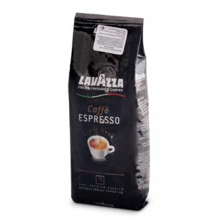 """Кофе в зернах LAVAZZA """"Espresso"""", натуральный, арабика 100%, 250г, вакуумная упаковка, 1886"""