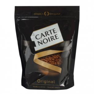 Кофе растворимый CARTE NOIRE, сублимированный, 150г, мягкая упаковка, 37802
