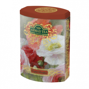 """Чай AHMAD (Ахмад)  """"English Breakfast"""", черный, листовой, ж/б, 100г, 1072N1"""
