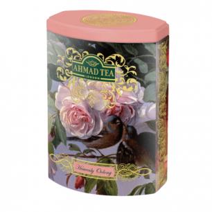 "Чай AHMAD (Ахмад)  ""Heavenly Oolong"", зеленый, листовой, ж/б, 100г, 1173N1"