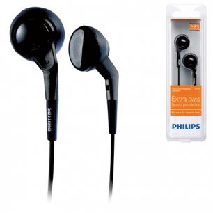Наушники PHILIPS SHE2550/10, проводные, 1м, стерео, вкладыши