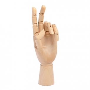 """Модель """"рука"""", 25 см., женская левая, DK16603"""