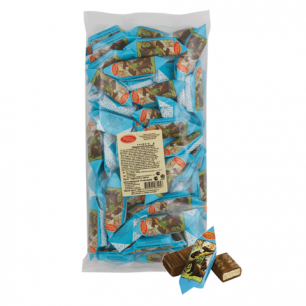 """Конфеты шоколадные КРАСНЫЙ ОКТЯБРЬ """"Мишка косолапый"""", 1000г, пакет, КО11383"""