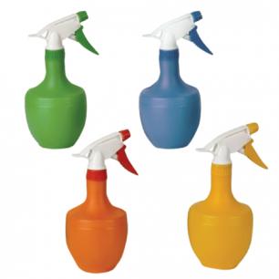Опрыскиватель 1л ручной IDEA, для уборки и ухода за цветами, цвет микс, М 2142