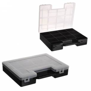 Ящик-органайзер для инструментов и мелочей IDEA, (в6*ш27*г*22см), М 2955