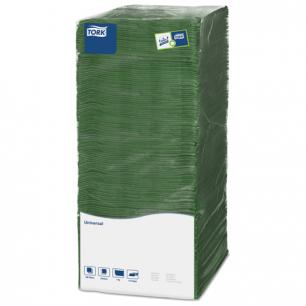 Салфетки TORK Big Pack, 25х25, 500шт., зеленые, ш/к 68010, АРТ. 478659