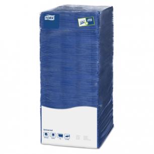 Салфетки TORK Big Pack, 25х25, 500шт., темно-синие, 478667