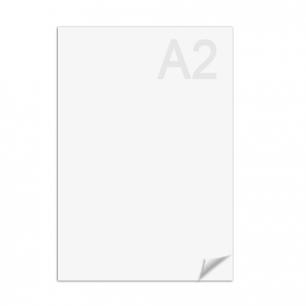 Ватман ф. А2 (594 х 420мм), 200г/м ГОЗНАК С-Пб, с водяным знаком