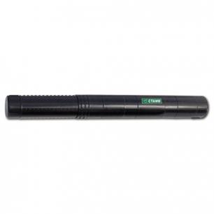 Тубус для чертежей СТАММ телескопический, диам.6,5см, 40-70см, черный, ПТ31